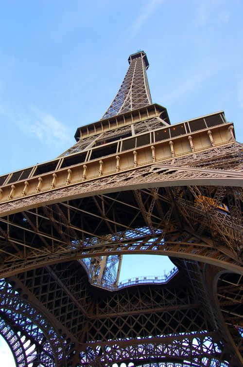 paris eiffel france