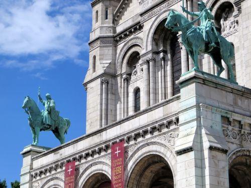 paris sacred heart basilica