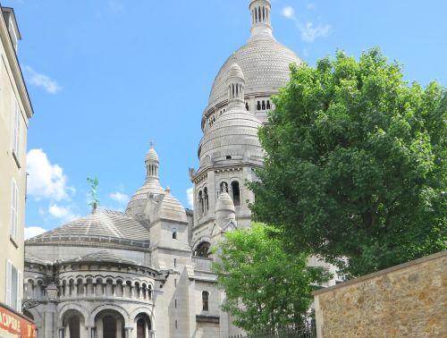 paris montmartre basilica