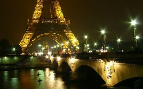 paris bridge architecture
