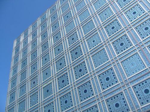 paris architecture arabic