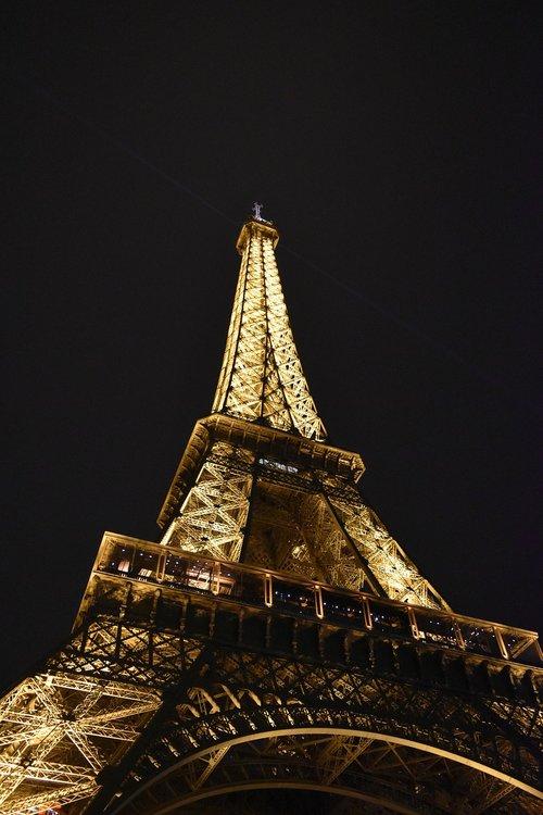 paris  france  tower