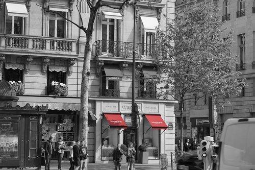 paris  france  shops