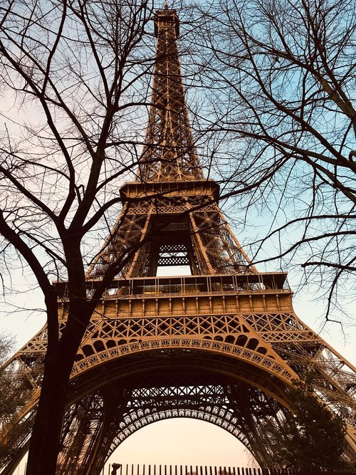 paris  eiffel  architecture