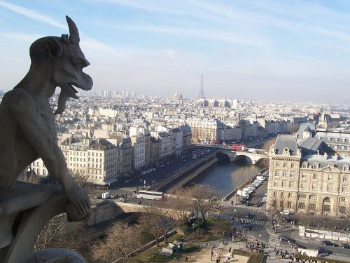paris france city view