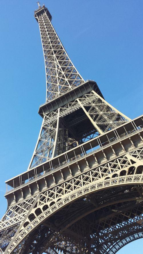 paris tower landmark