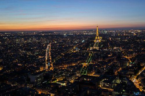 paris night france