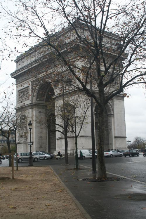 paris sightseeing french