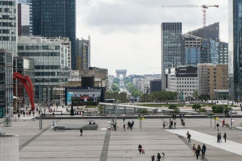 paris la défense la defense
