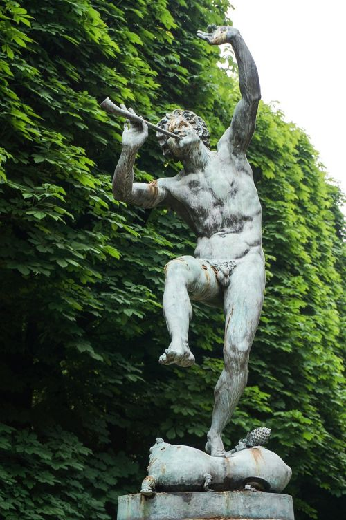 paris statue art