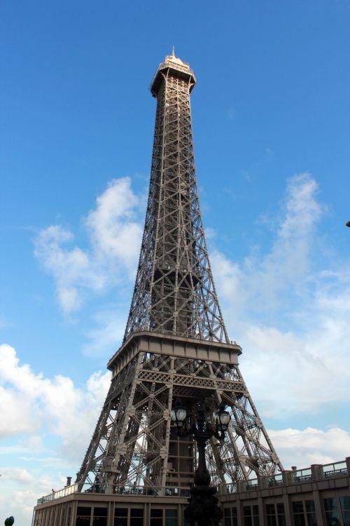 Parisian Steel Tower