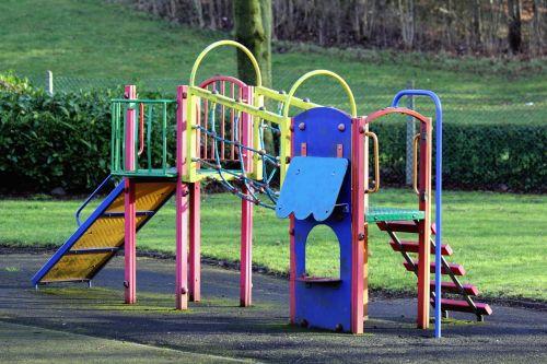 park slide summer