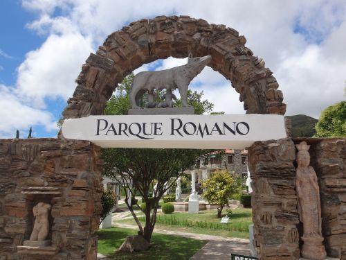 park romulus and remus animal