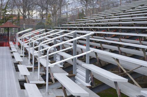 park grandstand football