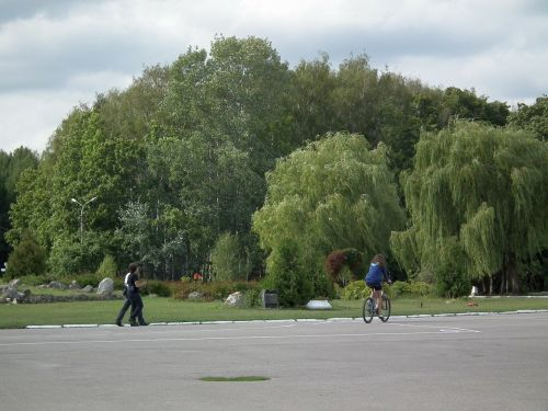 park parks urban