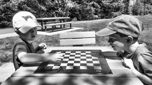 park sunny chess