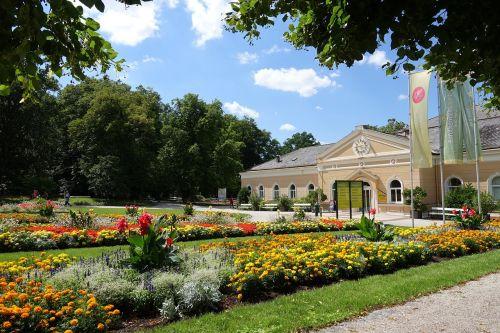 park kurpark garden