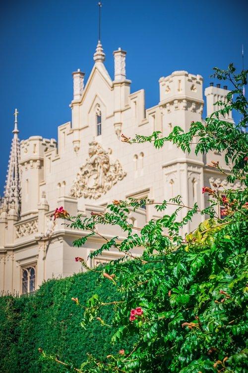 park  castle  architecture