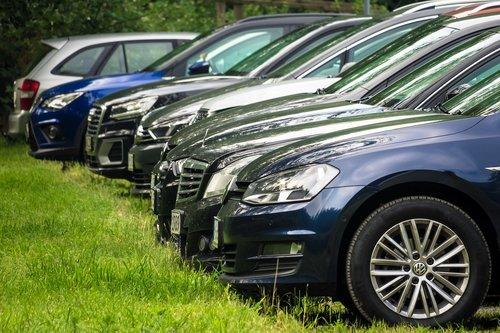 park  parking  autos