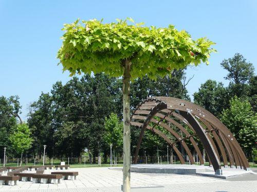 park amphitheatre