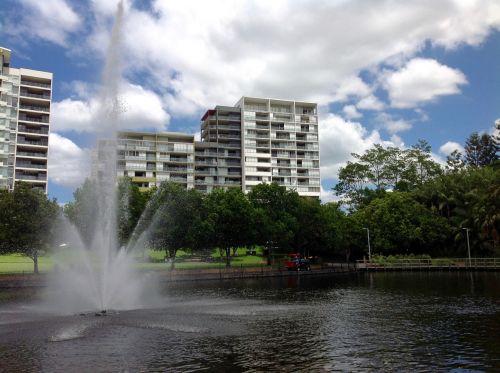 park city fountain