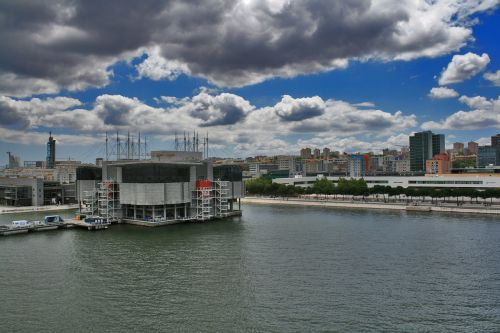 park of nations lisbon portugal
