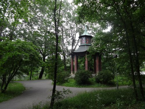 Park In Wilanow