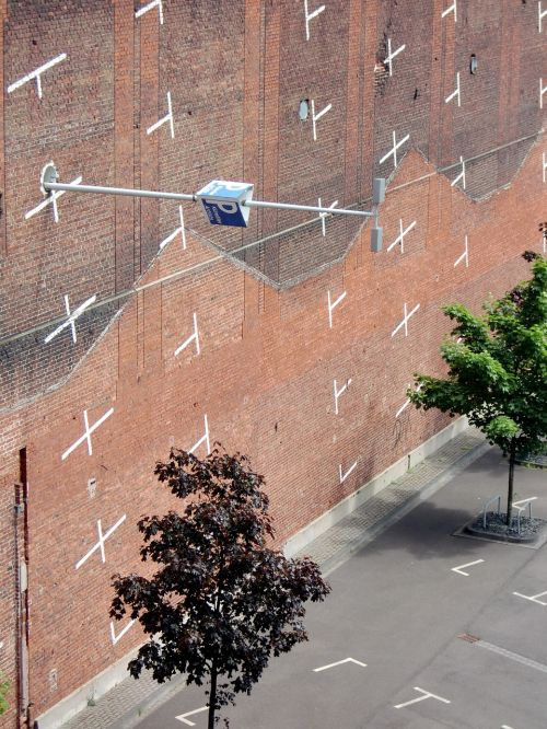 parking art funny