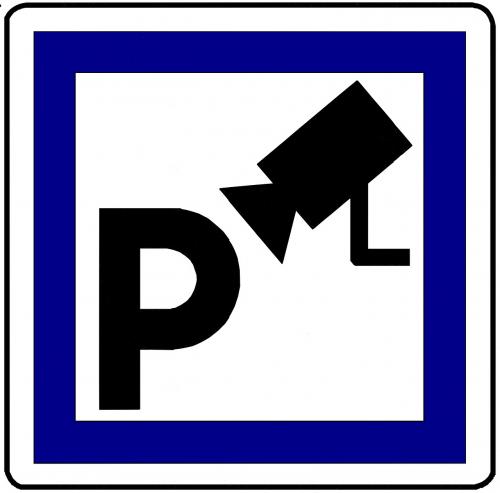 parking secure camera