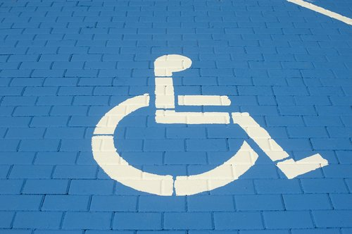 parking  disabled  disability