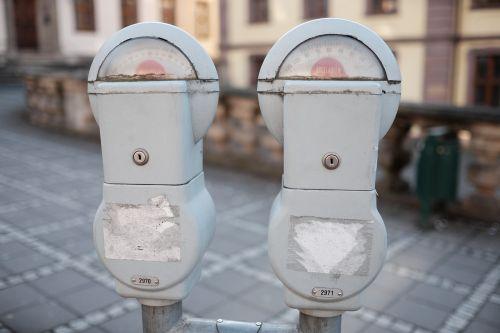 parking meter park time park