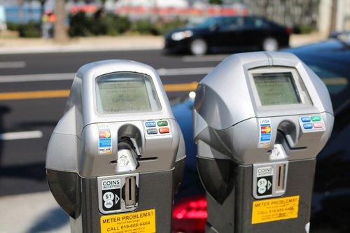 parking meter  parking  park fee