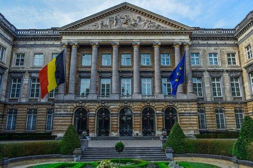 parliament  architecture  belgian