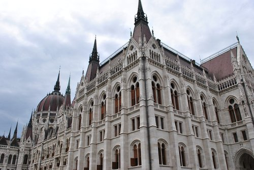 parliament  hungarian parliament building  budapest