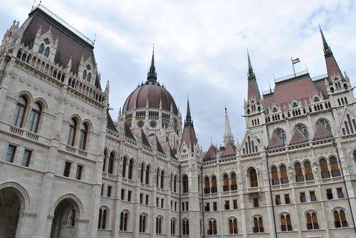 parliament  hungarian parliament building  architecture