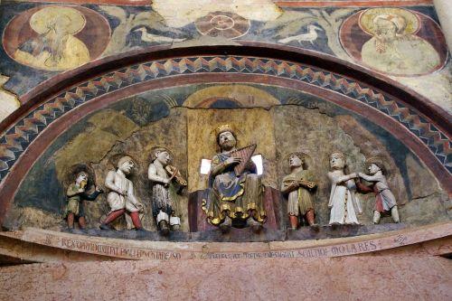 parma baptistery bezel