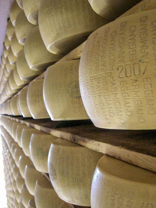 parmesan cheese stock