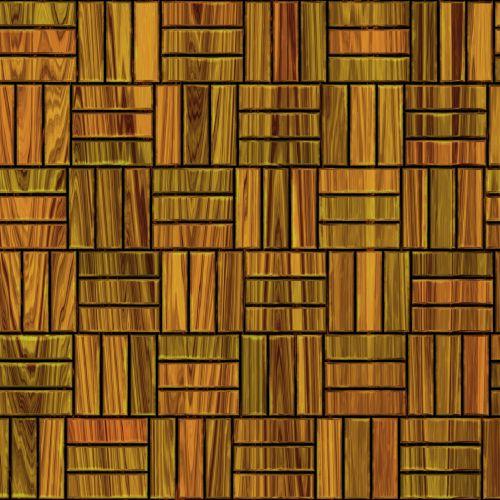 Parquet Wooden Floor Tiles