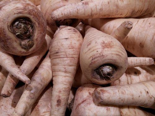 parsnips root vegetables
