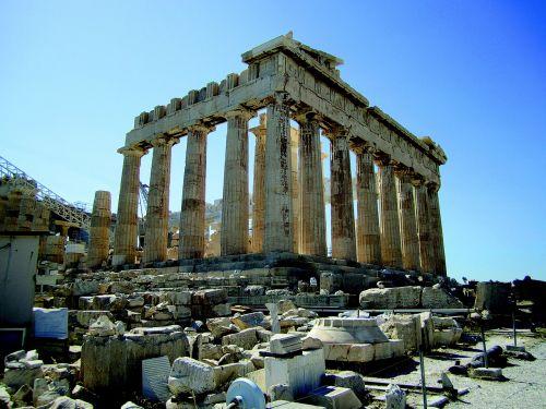 parthenon athens acropolis