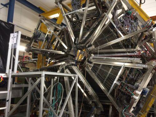 particle accelerator gsi quantum physics
