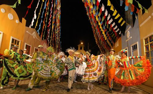 party brazil northeast