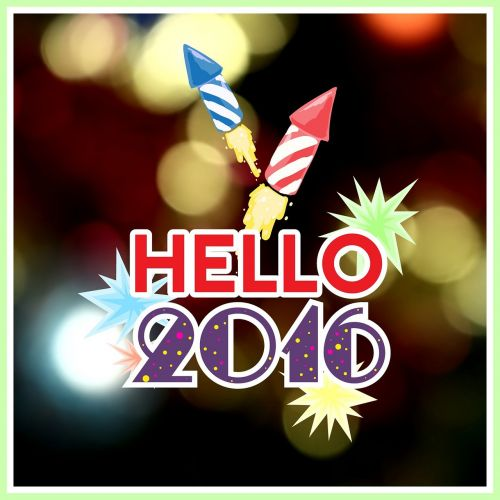 party happy new year event