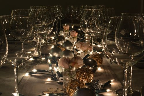 party table decoration
