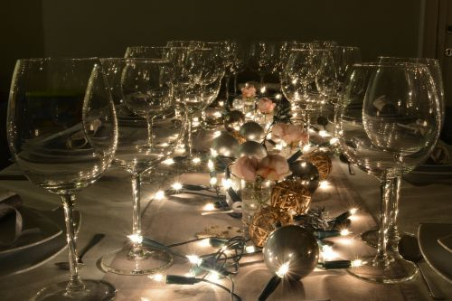 party kitchenware and tableware glass