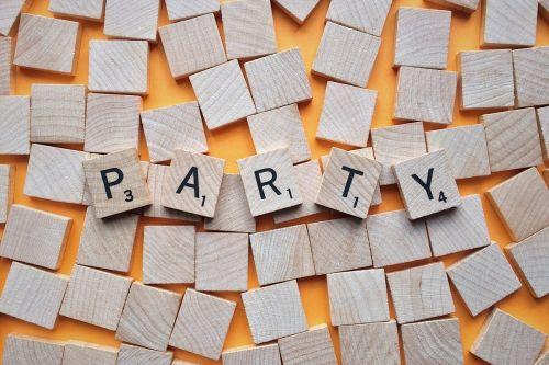 party celebrate festive