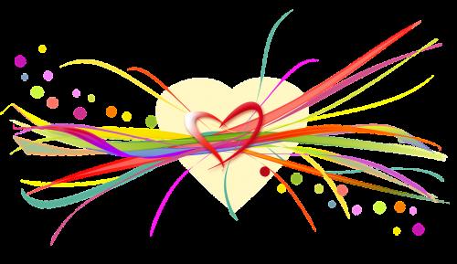 party heart garlands