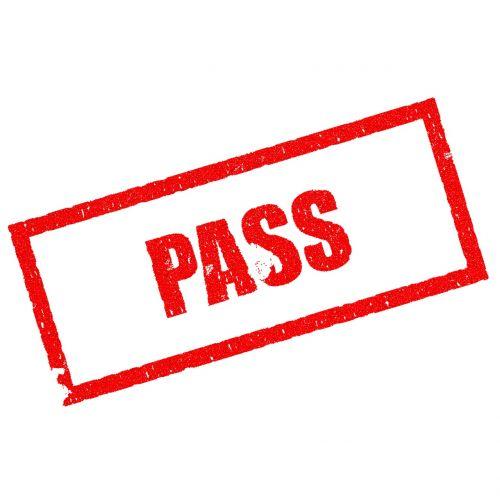pass win succeed