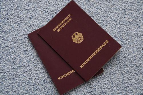 pass passports travel