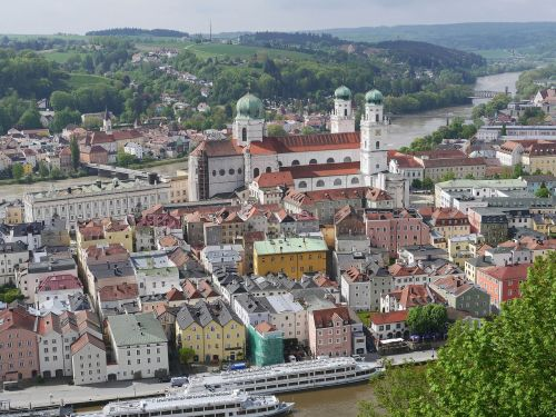 passau old town dom